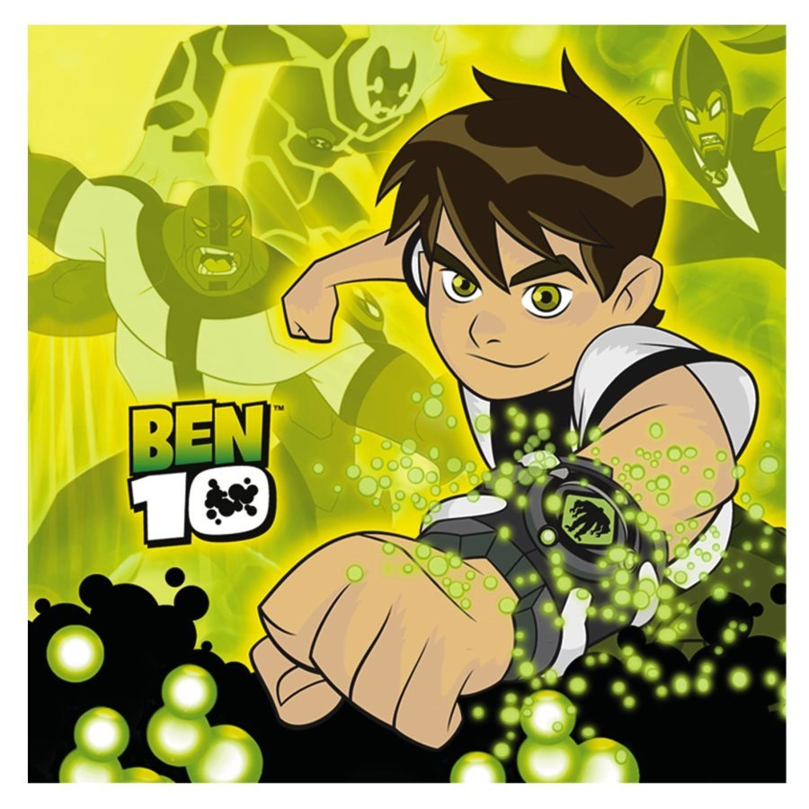 Edible Pictures Ben 10