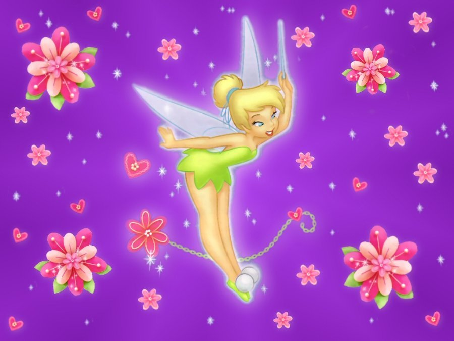 Edible Pictures Tinker Bell