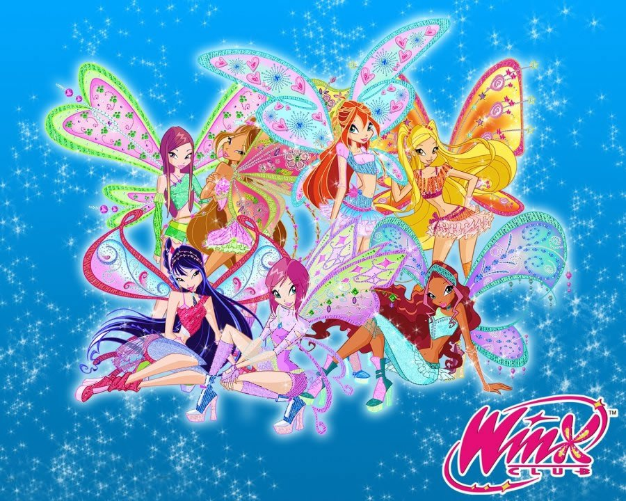 Edible Pictures Winx Club