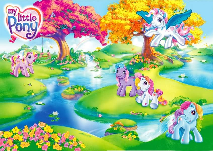 Edible Pictures My Little Pony